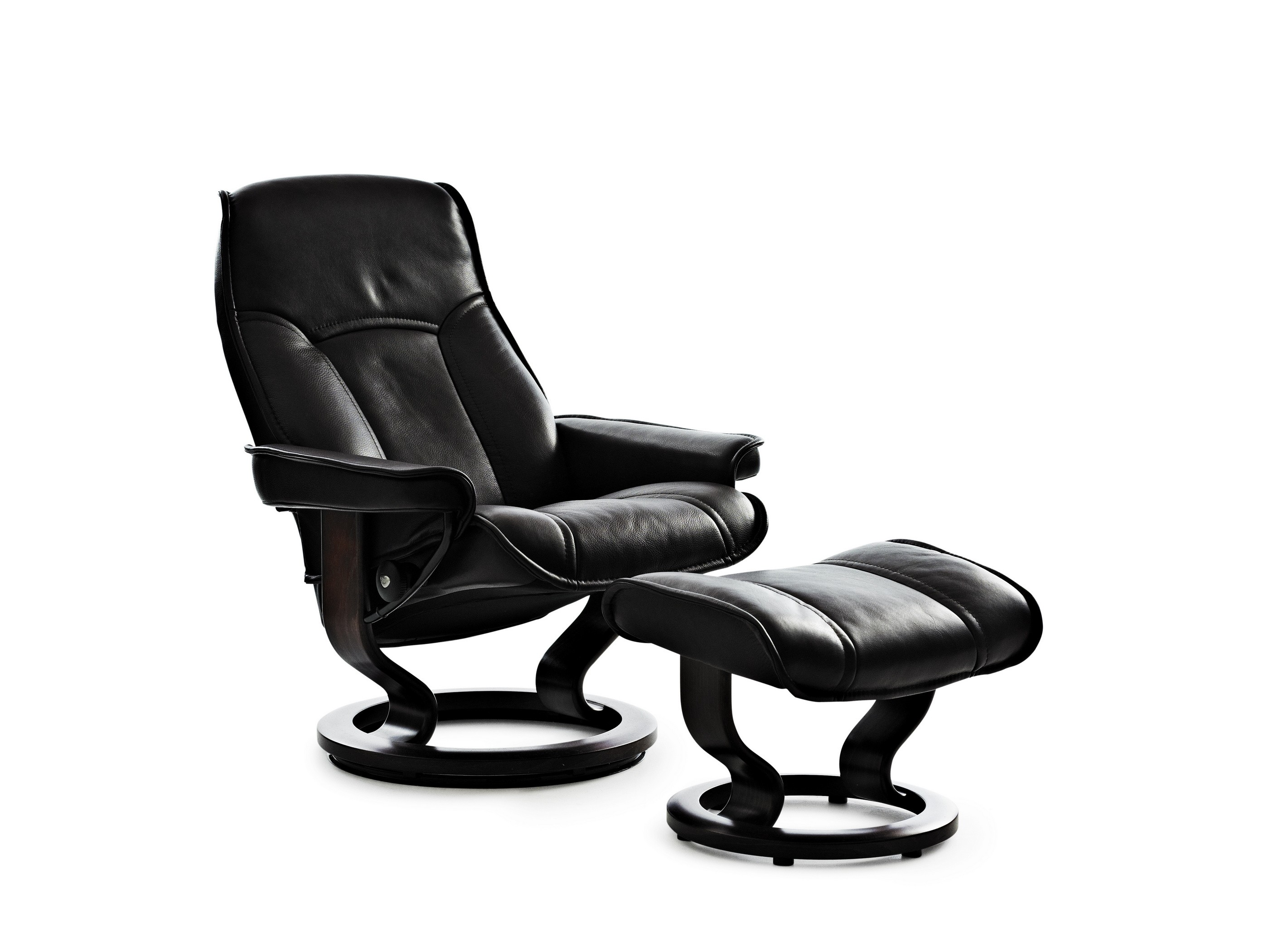 Ekornes Stressless Senator Governor Recliner With