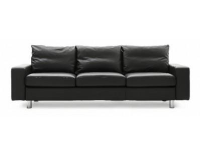 Ekornes Stressless E-200 Three Seat Sofa - Classic Leather Custom Order