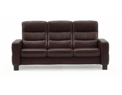 Ekornes Stressless Wave Sofa - High Back - Custom Order