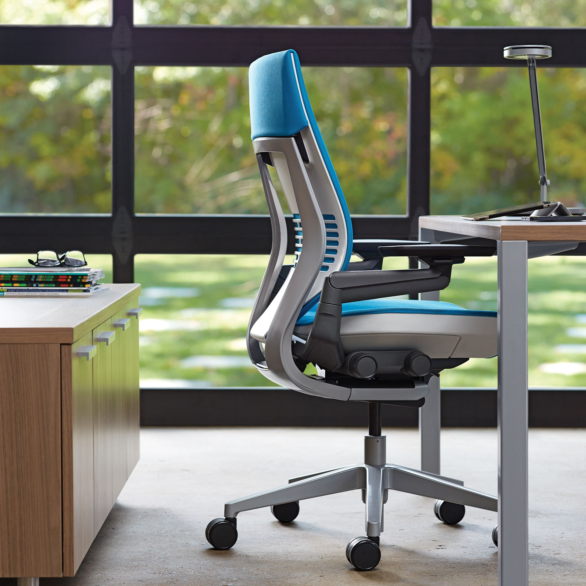 Right Cogency: Steelcase Gesture™ Office Chair