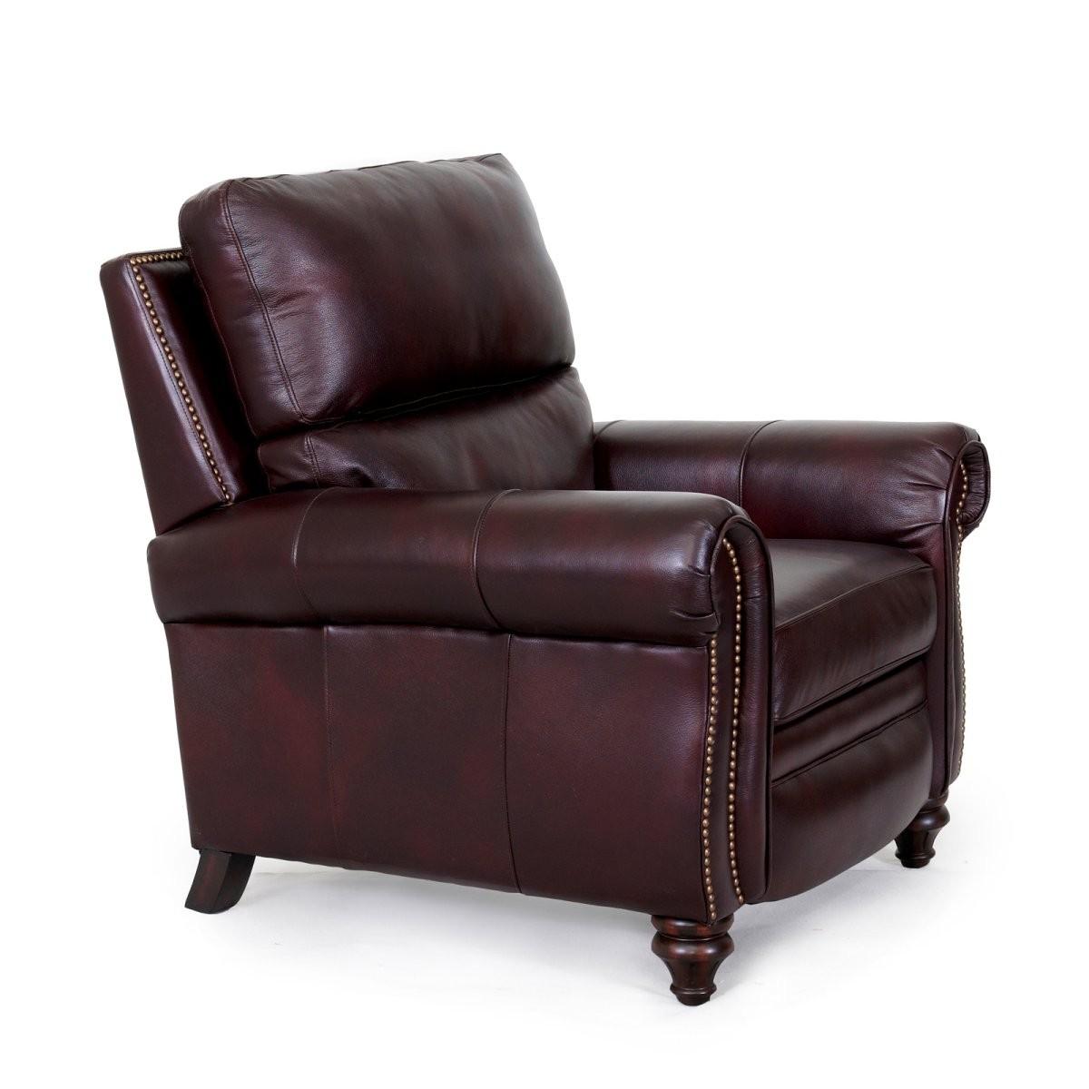 Leather Recliner Sofa Manchester: Barcalounger Dalton II Recliner