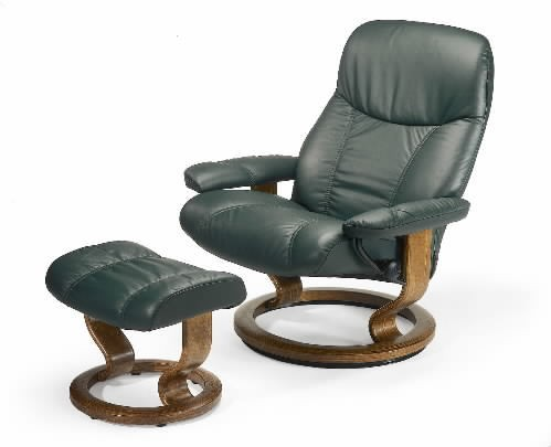 Stressless Ekornes Chairs Stressless Ambassador Recliner