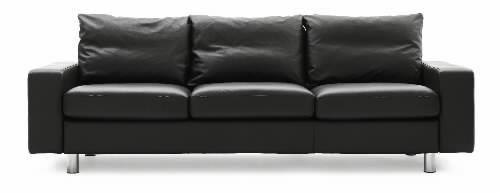Ekornes Stressless E-200 Three Seat Sofa - Royalin Leather Custom Order