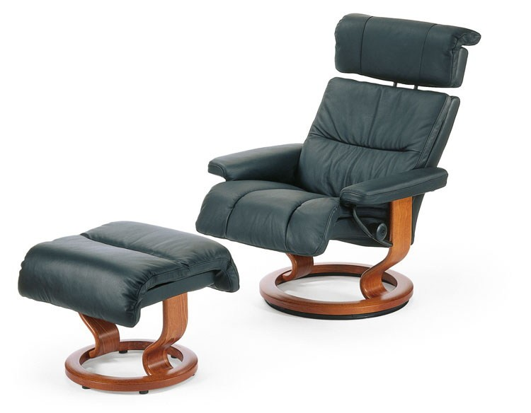 Ekornes Stressless Memphis Savannah Recliner With