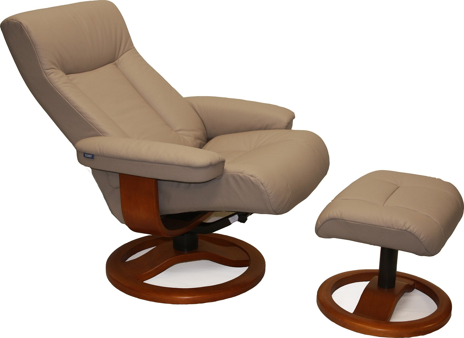 Hjellegjerde scansit 110 chair large for Best chair and ottoman