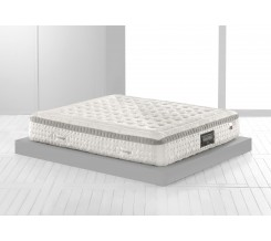 "Magniflex Diamante Dual 14"" Mattress with Memoform Memory Foam - Supremo Collection"