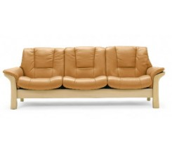 Ekornes Stressless Buckingham Sofa - Low Back - Custom Order
