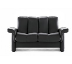 Ekornes Stressless Legend Loveseat - Low Back - Custom Order