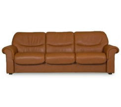 Ekornes Stressless Liberty Sofa - Low Back - Custom Order Colors
