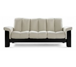 Ekornes Stressless Wizard Sofa - Low Back - Custom Order