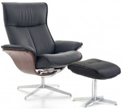 Fjords Spirit X Recliner with Ottoman