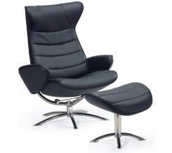 Fjords Tinde Recliner with Ottoman