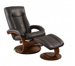 Oslo Collection Massage Recliner 5400 with Ottoman