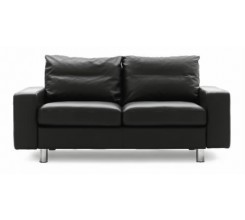 Ekornes Stressless E-200 Two Seat Loveseat - Natura Fabric Custom Order