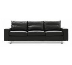 Ekornes Stressless E-200 Three Seat Sofa - Placidus Fabric Custom Order